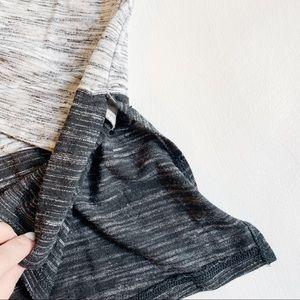 harmony balance Tops - HARMONY BALANCE Gray Multi Color Soft Top Medium